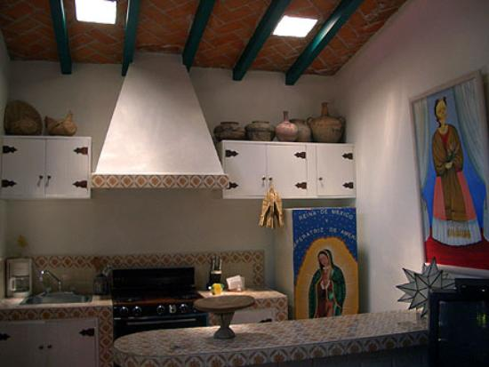 Casa Orquidea B&B: Room 5 Kitchen