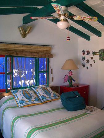 Casa Orquidea B&B: Room 5 sleeping area