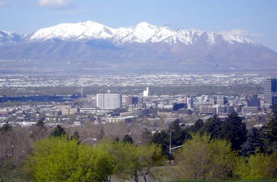 ‪‪Salt Lake City‬, ‪Utah‬: Another View of Gorgeous‬