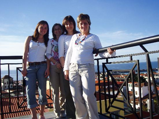 Hotel Orquidea : Las vistas