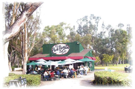 The Park Bench Cafe Huntington Beach Ca