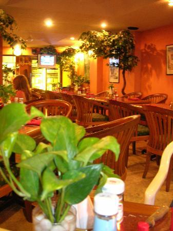 กะรน คาเฟ่ อินน์: Las margarita cafe