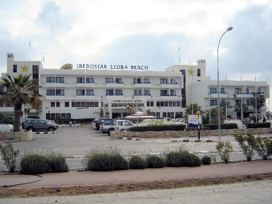 Louis Ledra Beach: front door