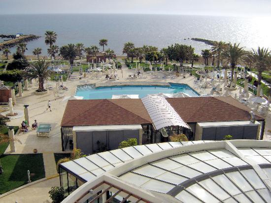 Louis Ledra Beach: sea view