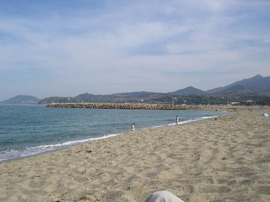 Canet-en-Roussillon, France: Argeles Beach