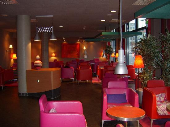 Novotel Suites Berlin City Potsdamer Platz: Lounge