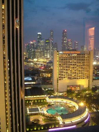 Conrad Centennial Singapore: View from room