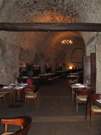 L'Orto Degli Angeli: Redibus restaurant