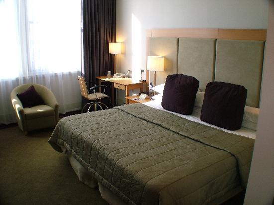 Heritage Christchurch: Hotel room
