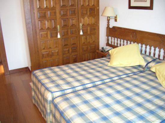 Hotel del Oso: Bedroom