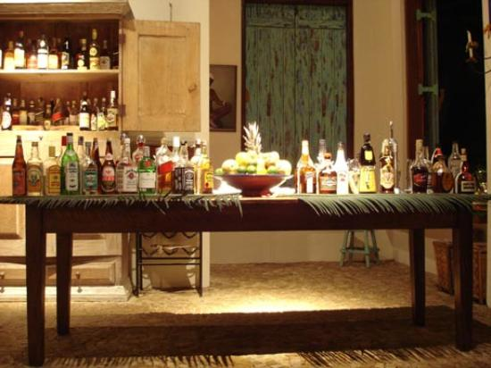 Txai Resort Itacare: Bar