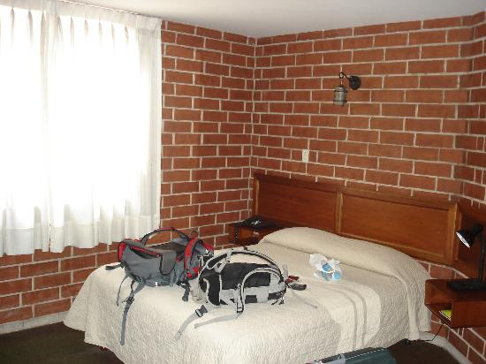 إسبيرانزا: Our room