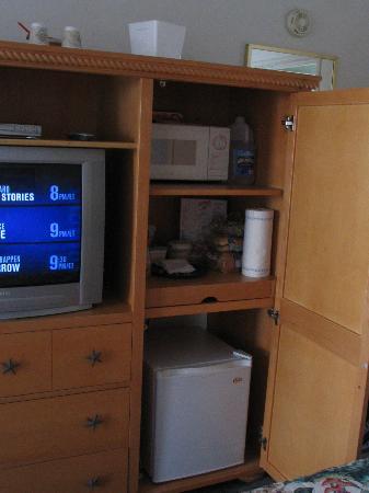 Seaway Inn: Appliances