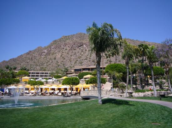 The Phoenician, Scottsdale : View of the grounds