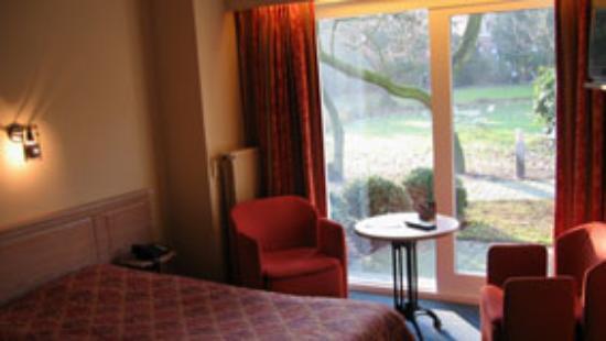 Hostellerie Pannenhuis : our bedroom