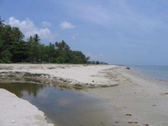 Labuan Island, Malasia: Layang layangen Beach