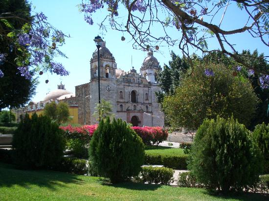Oaxaca Ollin: beautiful history everywhere
