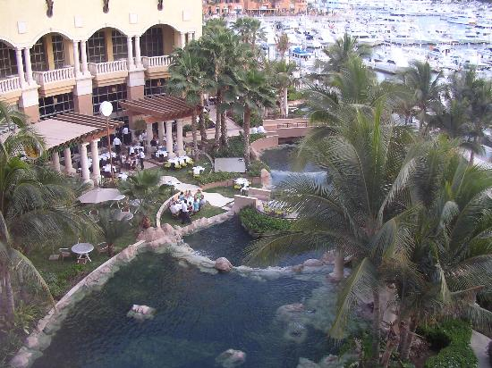 Los Patios Hotel: Mall And Marina In Cabo San Lucas.