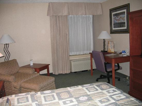 Holiday Inn St. Louis SW Route 66: Decent sized room