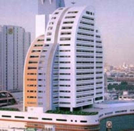 Window View - Centre Point Hotel Silom Photo