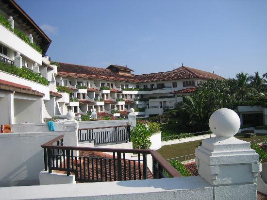 Vivanta by Taj - Bentota : View from our balcony