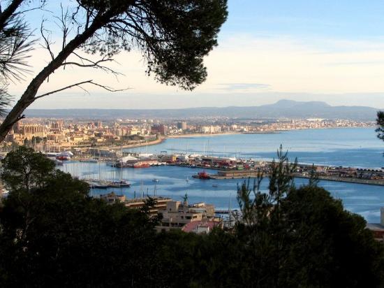 HM Gran Fiesta: Palma bay view