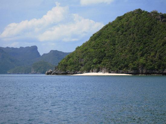 Amari Koh Samui: Angthong Marine Park
