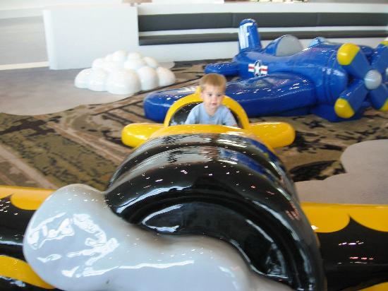 Marriott's Harbour Lake: Tampa Airport Play Area