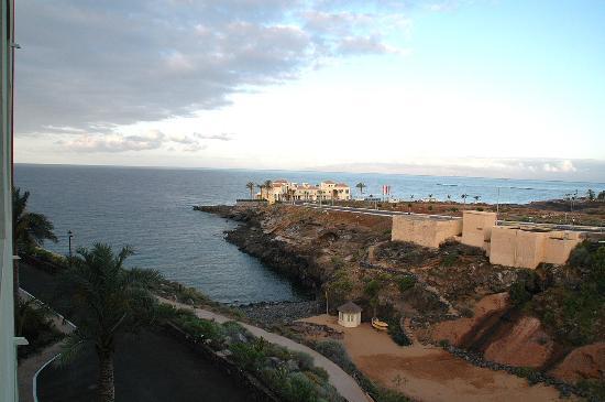 Sunlight Bahia Principe Costa Adeje: View from our balcony