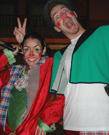 Bahia Principe Costa Adeje: Mini Disco Entertainers
