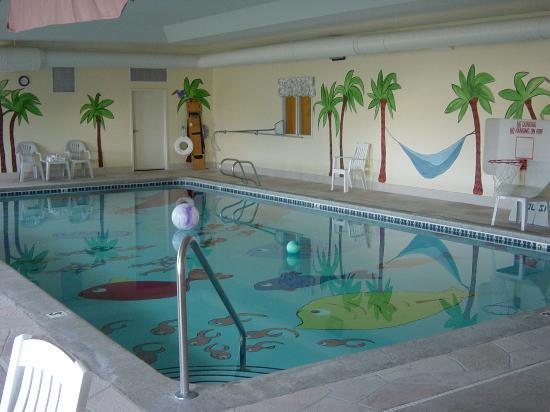 Royal Crest Motel Gaylord : Aweson Pool
