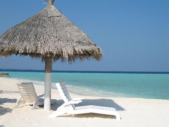 Veligandu Island Resort & Spa : It doesn't get much better than this!
