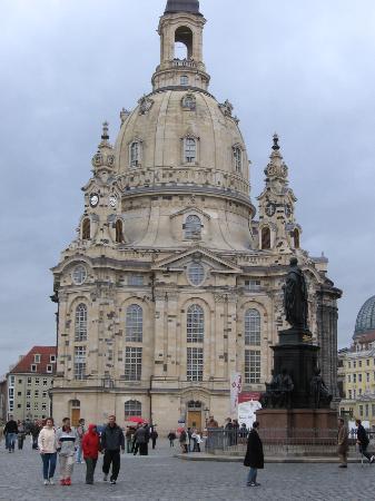 The Westin Bellevue Dresden: frauenkirch