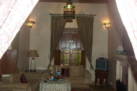 Riad Kniza: Sultan suite