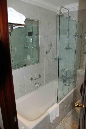 The Chesterfield Mayfair: Shower