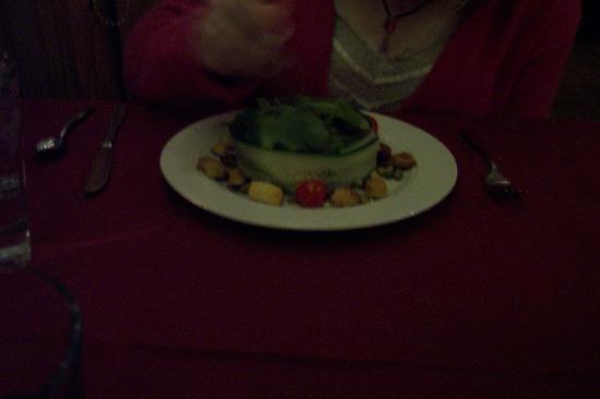 Grand Marais, MN: The amazing and yummy salad