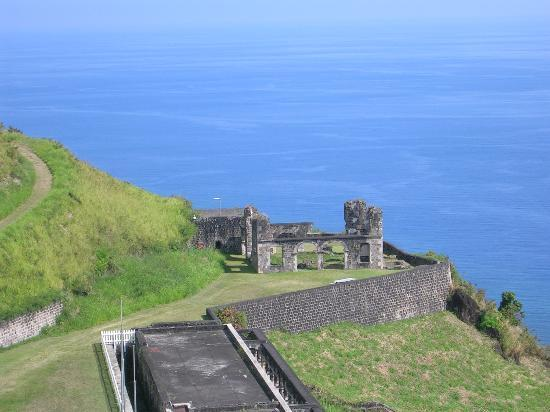 ‪‪St. Kitts‬: Brimstone Hill Fortress‬