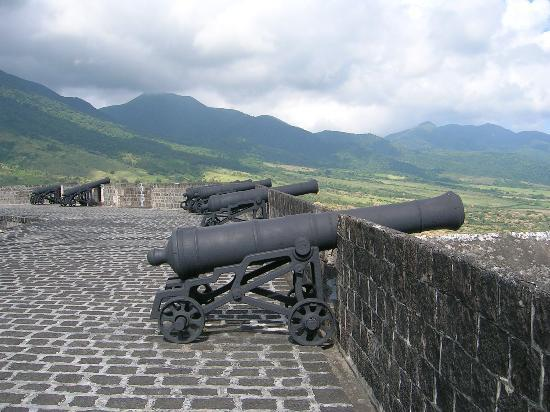 St. Kitts: Brimstone Hill Fortress