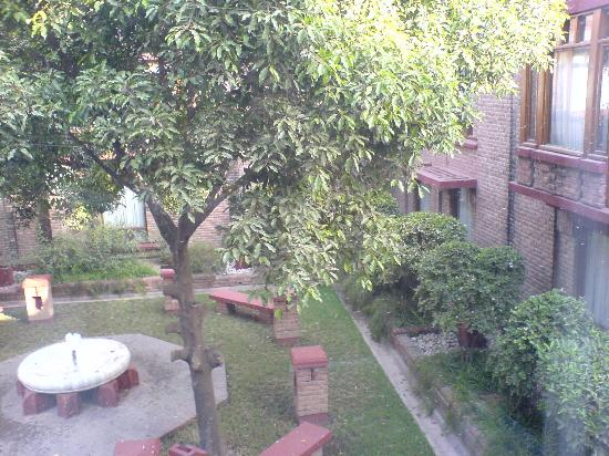 Faisalabad, Pakistan: View from My Room