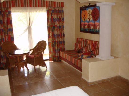 Luxury Bahia Principe Akumal Don Pablo Collection: where 1 of the kids slept