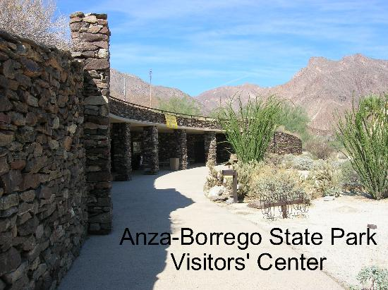 Anza Borrego State Park Hotels