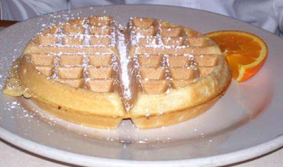 Naperville, IL: The Bealgian Waffle