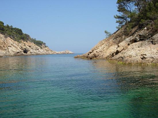 Tossa de Mar, Spanien: Cala Bona