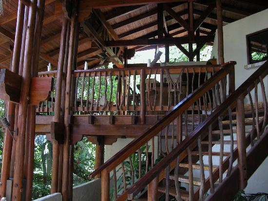 Playa Nicuesa Rainforest Lodge: Main Lodge