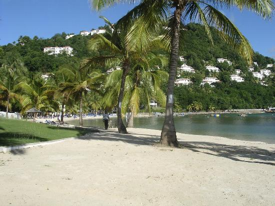 Rodney Bay: Wish you were there?