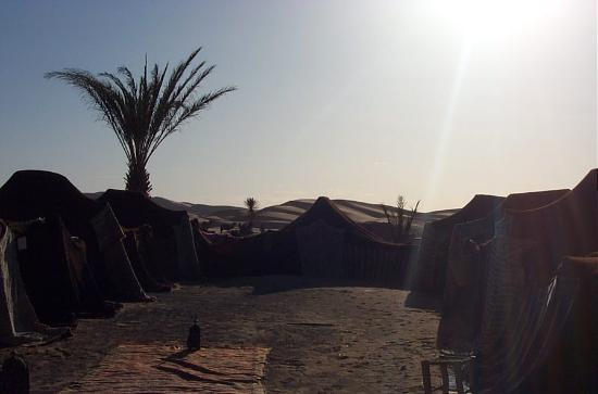 Kasbah Hotel Tombouctou: Tents