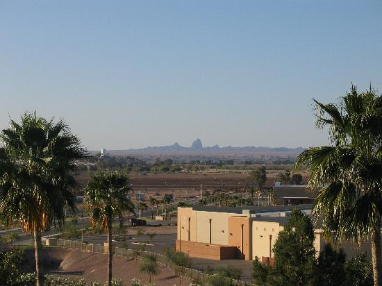 Shilo Inn & Suites - Yuma: view from my room 1