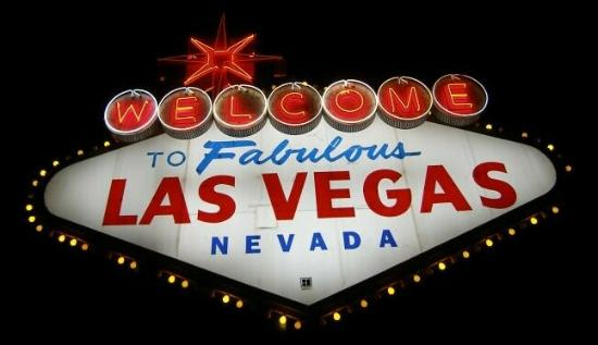 Las Vegas, NV: WELCOME