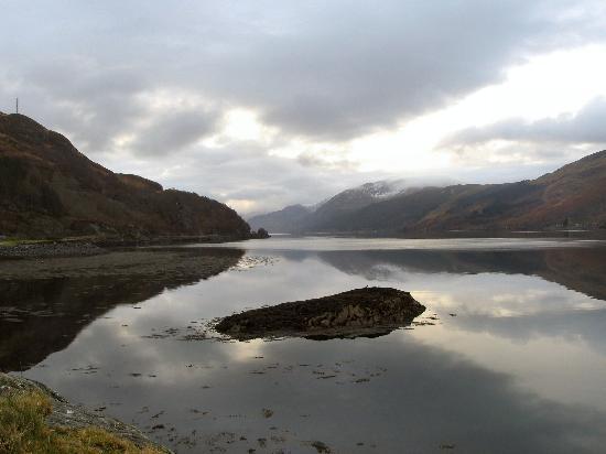 Isle of Skye, UK: From Eilean Dornan Castle