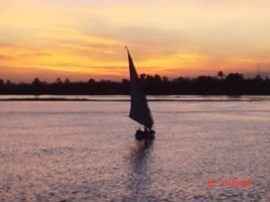 El Cairo, Egipto: Nile River, Egypt 2005